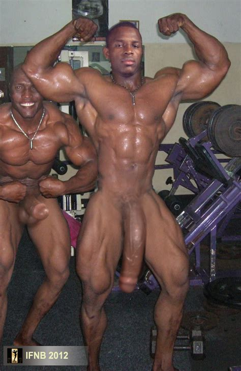 The Ifnb Report Massive Muscle And Cock Blog Pro Pan Africa 6 Competitor Profile Snake Assombo