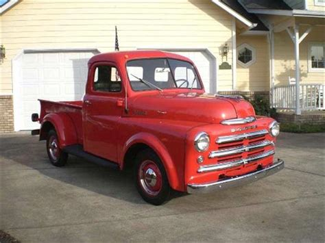 1950 Dodge Pickup   Information and photos   MOMENTcar