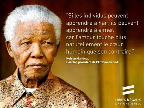 nelson mandela biography french 17 best images about les plus belles citations on