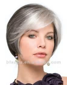 lovely grey streak hair women with grey streaks hair dark brown hairs