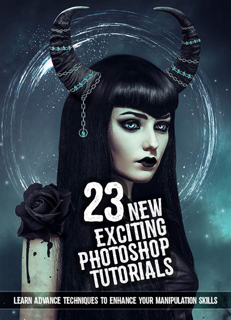 Tutorial Photoshop New | 23 new exciting adobe photoshop tutorials to enhance your