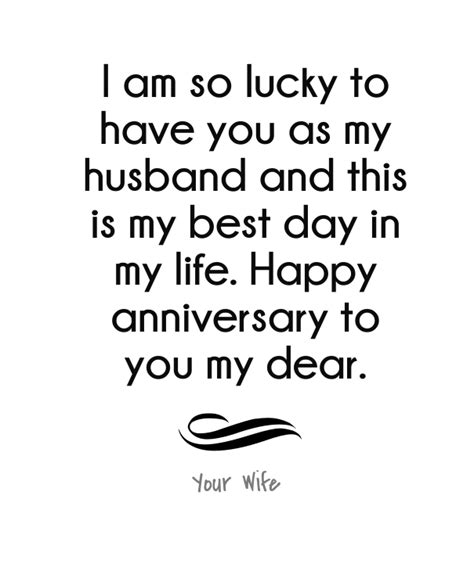 quotes husband sweet anniversary quotes for husband quotesgram