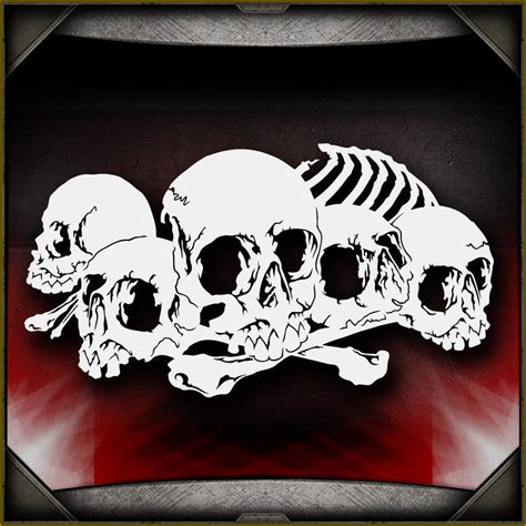skull template airbrush skull background 23 airbrush stencil template airsick ebay
