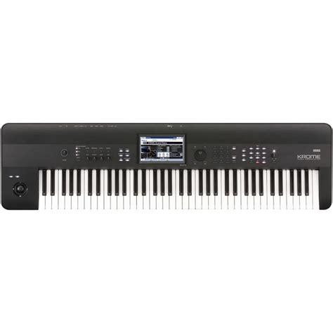 Keyboard Korg Terbaru jual korg krome 73 keyboard workstation primanada