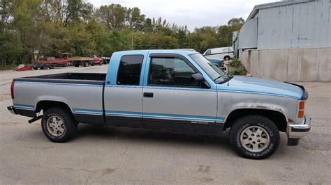 Sle Sales by 1994 Gmc 1500 Sle Extended Cab For Sale