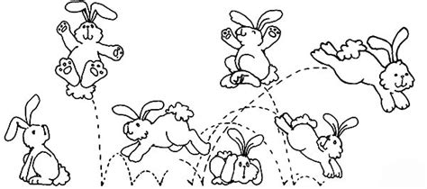 hopping bunny coloring page hopping bunny bunny hopping everywhere coloring pages
