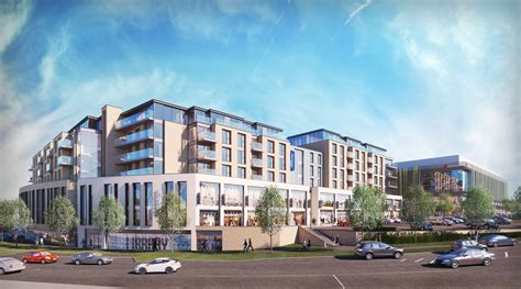 eclipse design burgess hill planning approved for 163 65 million scheme to revitalise