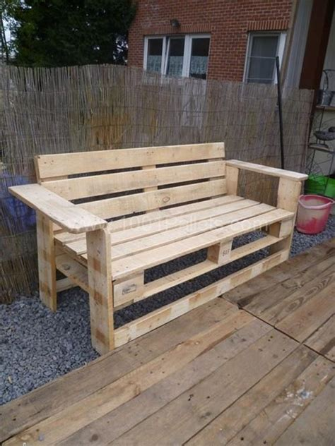 pallet furniture bench inspirational diy pallet projects for the home pallets