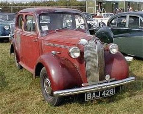 vauxhall car 1940 oldtimer gallery cars vauxhall only pre 1945