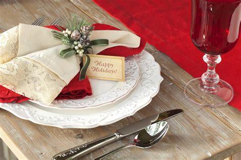 tavola di natale shabby chic come organizzare una festa di natale perfetta gloo