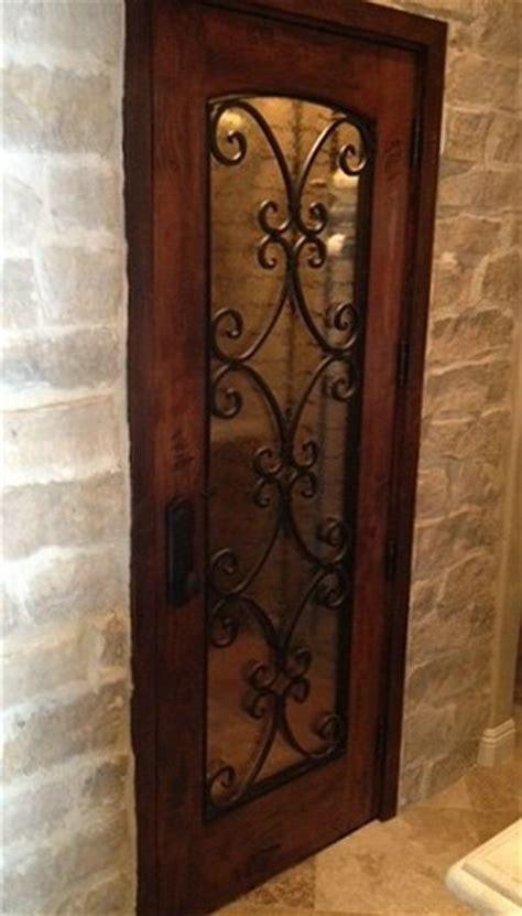 Iron Pantry Door by Rustic 101 Interior Doors Wine Room Barn Type Office