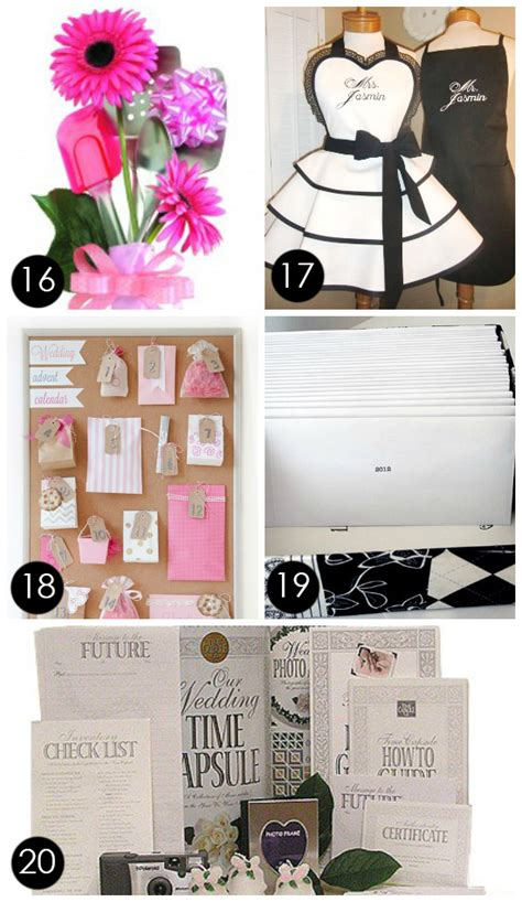 Gift Cards That Make Great Wedding Gifts - 60 best creative bridal shower gift ideas