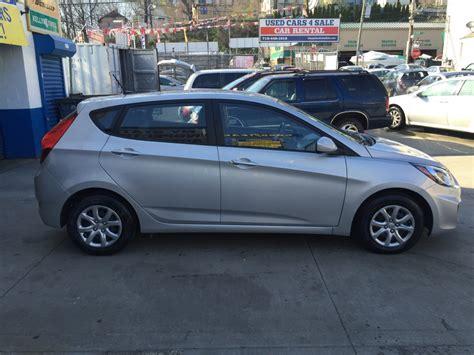 2014 hyundai accent hatchback price used 2014 hyundai accent gs hatchback 8 990 00