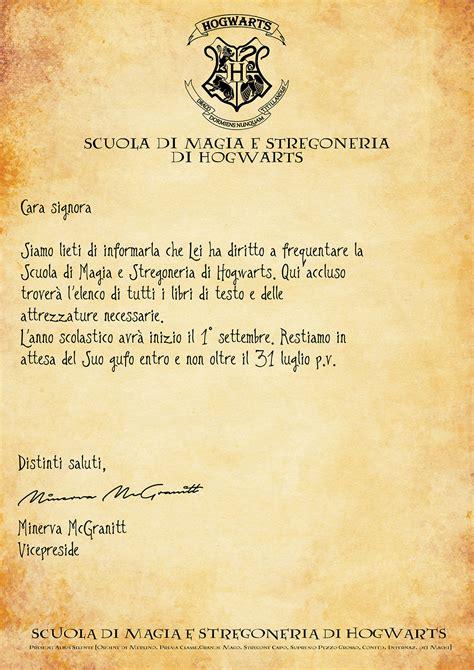 Rejection Letter From Hogwarts letter to hogwarts template best free home design