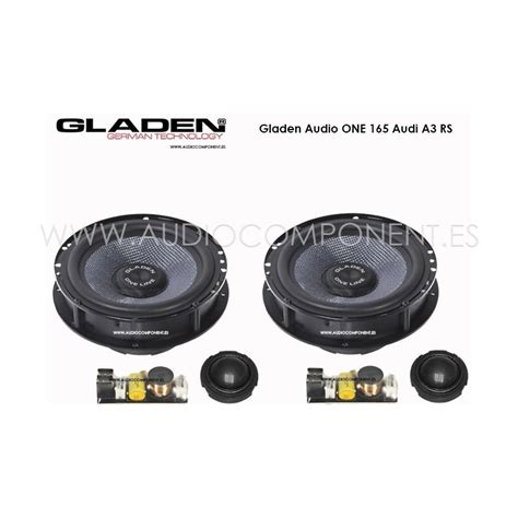 Webbing Jl 25mm gladen audio one 165 audi a3 rs