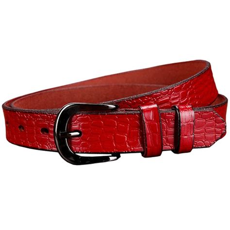 2016 new fashion belts for genuine leather belt