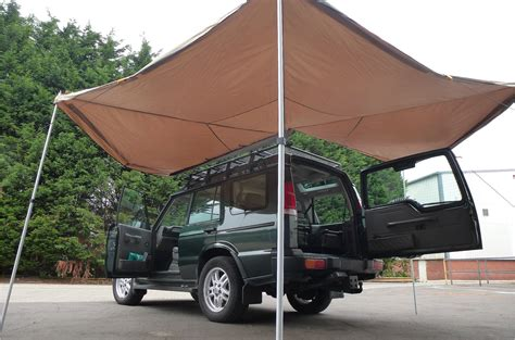 fox awning hawk wing awning for 4x4s vans and cer vans pull out