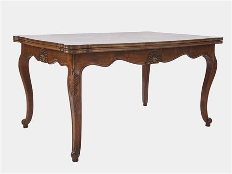 Dining Table Style Louis Xv Style Extension Dining Table Accent