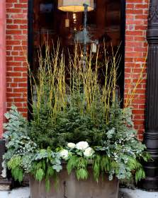 5th and state winter containers ideas for diy