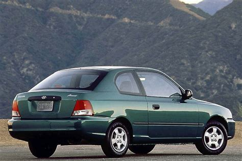 hyundai accent 2000 model 2000 05 hyundai accent consumer guide auto