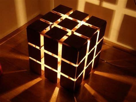 light rubix cube props geekin out