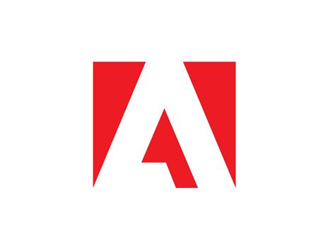 a logo with a adobe logo logok