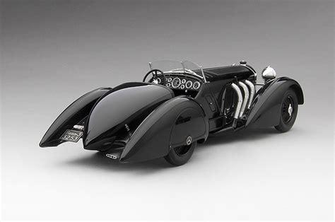 mercedes ssk count trossi tsm model official website collectible model cars