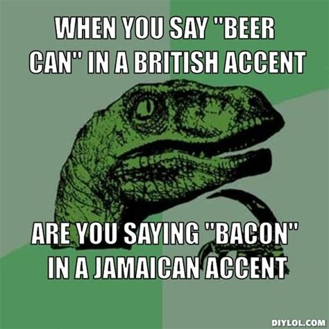Accent Meme - funny jamaican quotes quotesgram