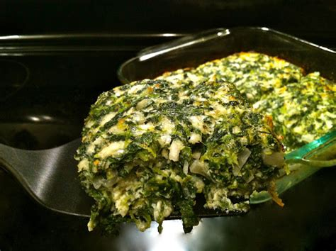 Delaine S Skinny Delights Spinach Cottage Cheese Quiche Spinach Cottage Cheese Quiche