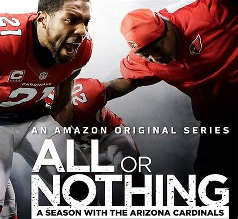 amazon original all or nothing leaves you wanting more profootballtalk