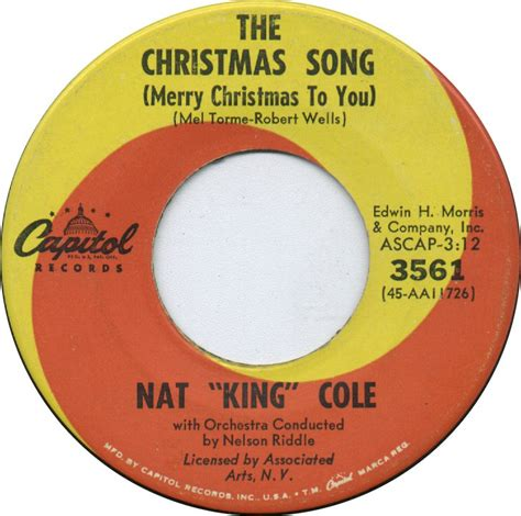 the christmas song nat king cole mp3