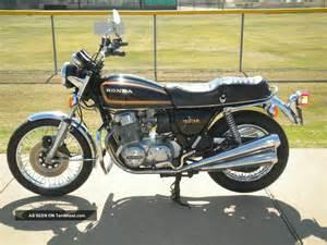 Honda 750 Four Wheeler 1978 Honda Cb 750 Four