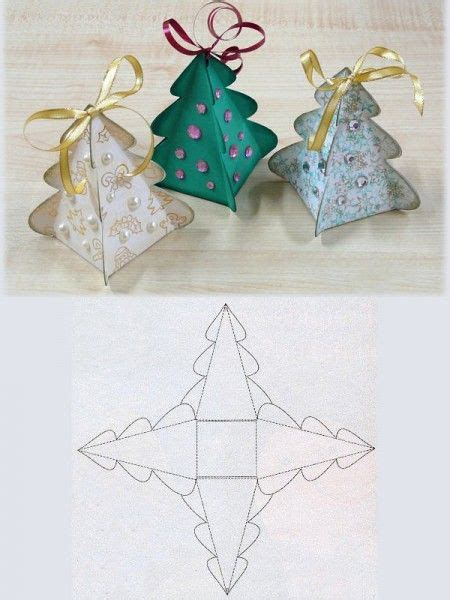 free printable christmas tree gift boxes christmas tree box this website also has templates for