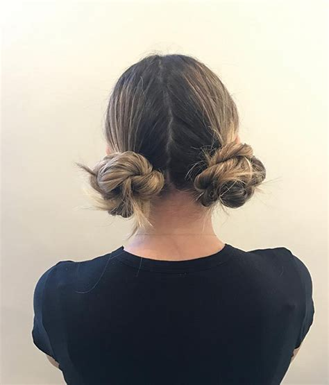 latest hairstyles of buns latest macaron buns hairstyle trend crayon