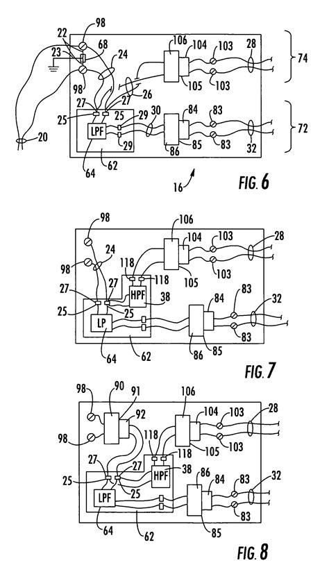 Adsl Central Splitter Wiring Diagram