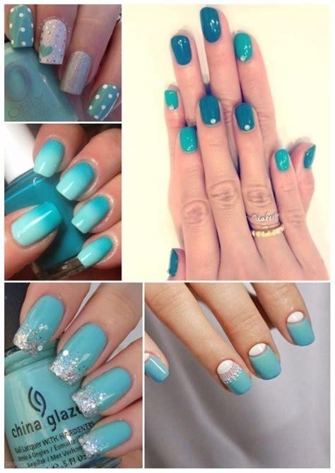 imagenes de uñas de acrilico color azul decoraci 243 n de u 241 as azul 161 50 dise 241 os f 225 ciles con estilo