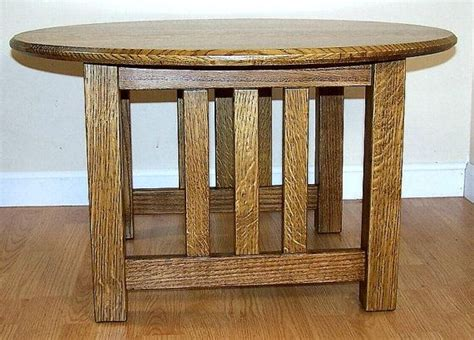 handmade quartersawn oak mission style coffee table and 16 best furniture ideas images on pinterest arts
