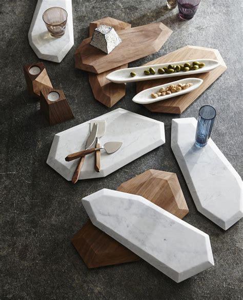 decoration service service de table design en marbre et bois