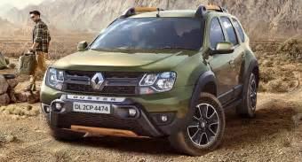 Renault Dustr Renault Duster Gets Adventure Edition In India