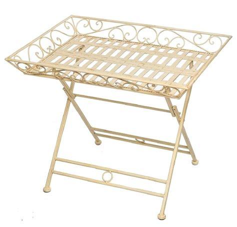 tavolo antico ebay tavolo da giardino in ferro battuto tavolo pieghevole