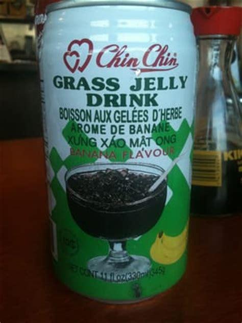 Naraya Grass Jelly Drink food labels marshallforum
