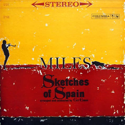 Sketches Of Spain by Davis Sketches Of Spain Yellow Coloured Vinyl