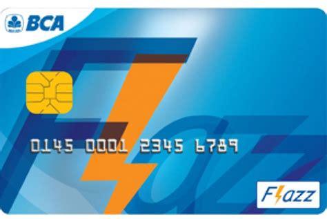 Promo Kartu Prabayar Bank Flazz Bca ini beda bca flazz dan sakuku republika
