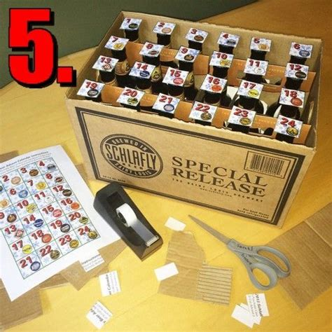 make your own wooden advent calendar make your own schlafly advent calendar