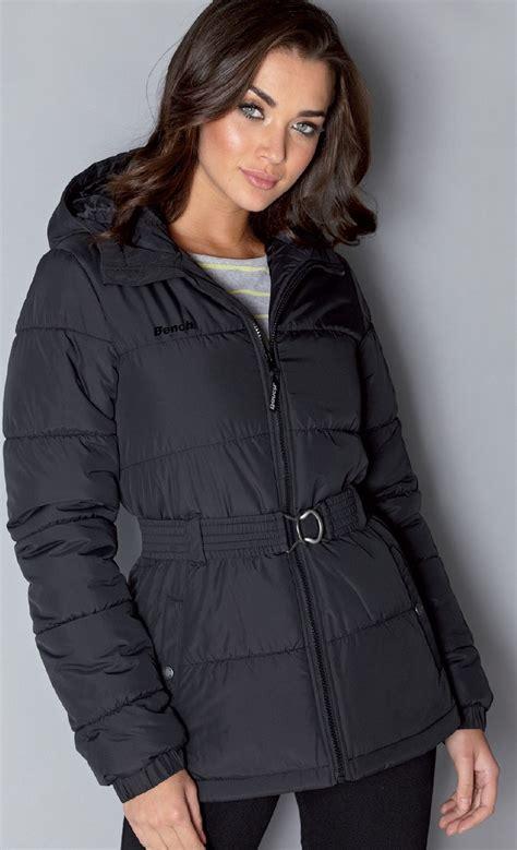 bench padded jacket bench women s padded jacket black ebay