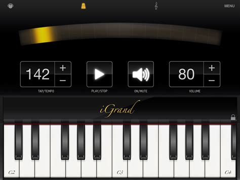 best metronome for piano ik multimedia igrand piano for app with 17