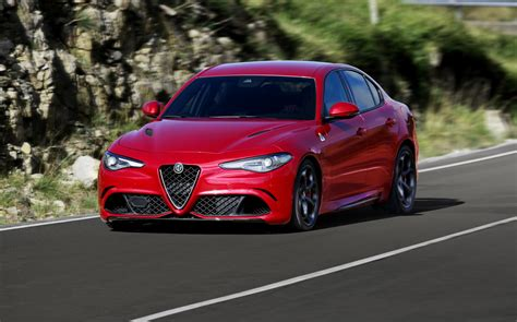 Alfa Romeo Giulia Nurburgring by Alfa Romeo Giulia Qv Priced And Laps Nurburgring In 7 39