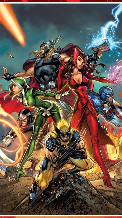 black xmen spiderman iron man hawkeye captain america thor rogue