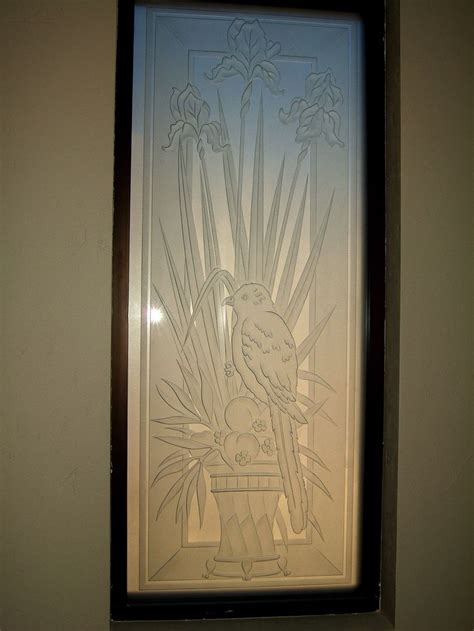 Decorative Glass Windows by Decorative Glass Window Sans Soucie Glass