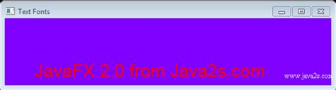 javafx color javafx tutorial javafx color